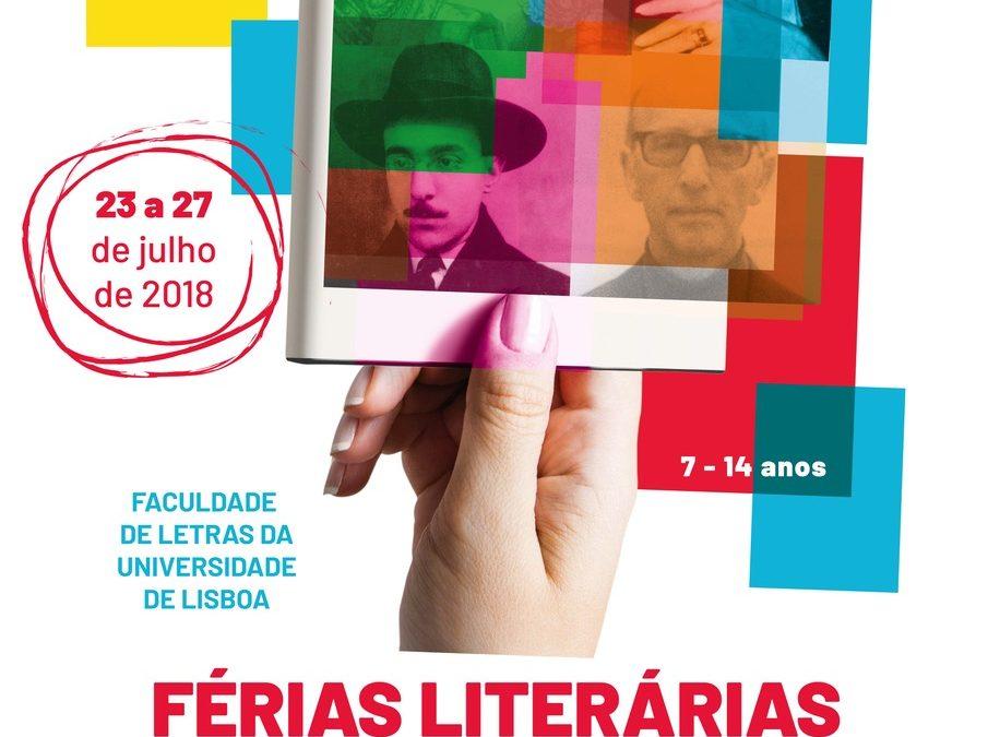Parceria com Férias Literárias – Academia de Pequenos e Jovens Escritores
