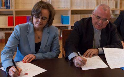 Assinado protocolo com a diocese de São Tomé e Príncipe