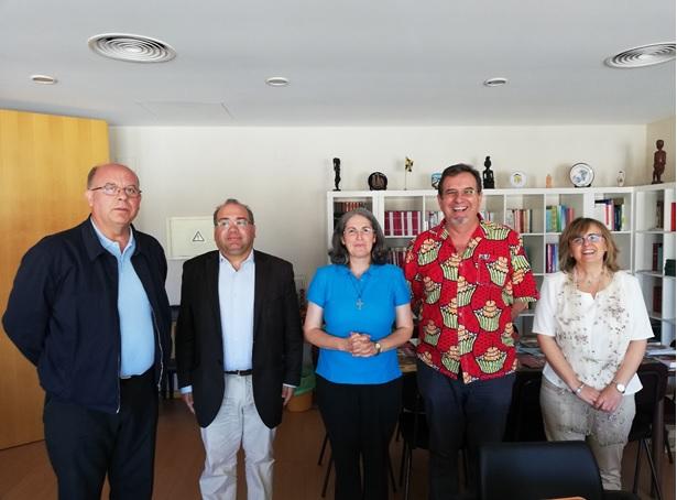 Protocolo com as Congregações e Institutos Religiosos de Portugal