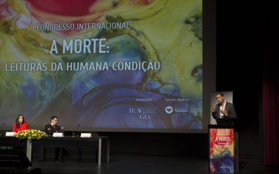 I Congresso Internacional A Morte, um sucesso