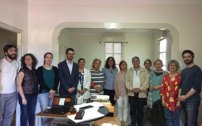 """""""Introdução à Espiritualidade e à Mística Cristãs"""" e protocolo com APCD"""