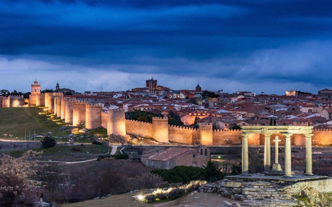 Teresa de Ávila e João da Cruz: Ávila, Segóvia e Alba de Tormes, 2 a 5 de outubro de 2020