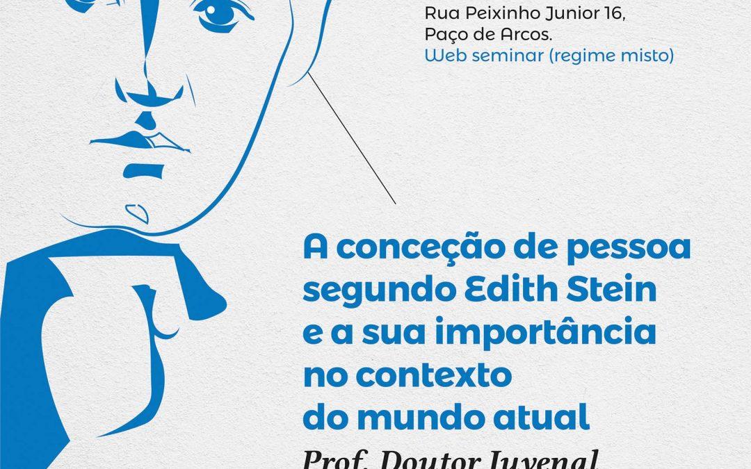 A conceção da pessoa segundo Edith Stein e a sua importância no contexto do mundo atual